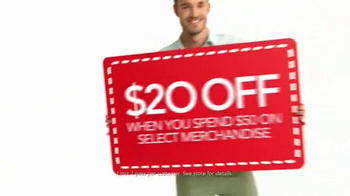Macy's One Day Sale TV Spot, 'Plenti Rewards Program' - Thumbnail 3