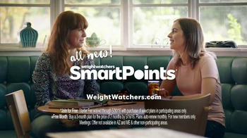 Weight Watchers SmartPoints TV Spot, 'Gracie and Annie' - Thumbnail 10
