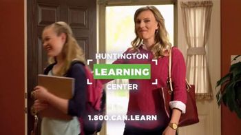 Huntington Learning Center TV Spot, '[So Glad I Went] Center: Save $100' - Thumbnail 1