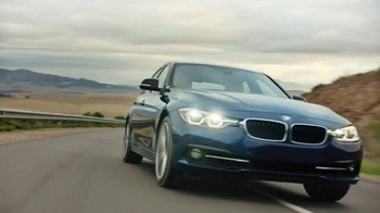 BMW 3 Series TV Spot, 'Curves' - 842 commercial airings