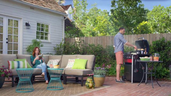 Lowe's TV Spot, 'Make Your Home Happy: Hanging Baskets' - Thumbnail 2