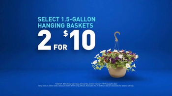 Lowe's TV Spot, 'Make Your Home Happy: Hanging Baskets' - Thumbnail 8