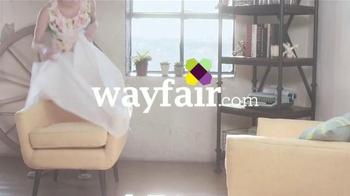 Wayfair TV Spot, 'Es mejor' [Spanish] - Thumbnail 1