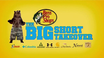 Bass Pro Shops Big Short Takeover TV Spot, 'De-hibernate: Shorts' - Thumbnail 5