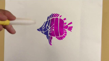 Airbrush Magic TV Spot, 'Airbrush Artist'