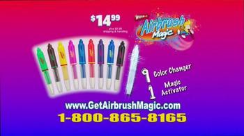 Airbrush Magic TV Spot, 'Airbrush Artist' - Thumbnail 7