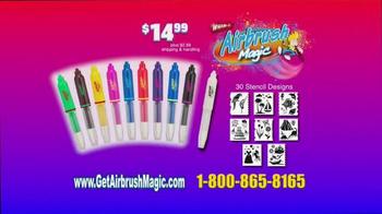 Airbrush Magic TV Spot, 'Airbrush Artist' - Thumbnail 8