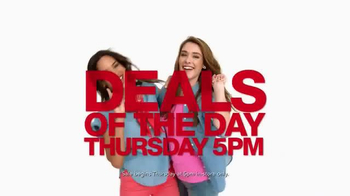 Macy's One Day Sale TV Spot, 'May 2016: Jewelry, Apparel and Baggage' - Thumbnail 1