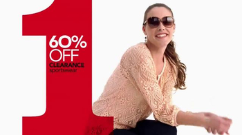 Macy's One Day Sale TV Spot, 'May 2016: Jewelry, Apparel and Baggage' - Thumbnail 4