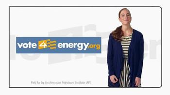 American Petroleum Institute TV Spot, 'Rebecca and Andy' - Thumbnail 8