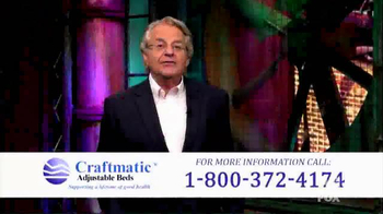 Craftmatic TV Spot, 'Perfect Solution' Featuring Jerry Springer - Thumbnail 1