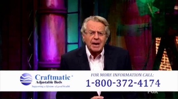 Craftmatic TV Spot, 'Perfect Solution' Featuring Jerry Springer - Thumbnail 4