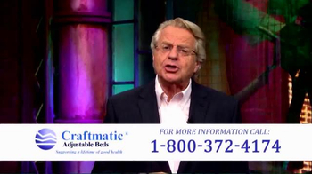 Craftmatic TV Spot, 'Perfect Solution' Featuring Jerry Springer - Thumbnail 7