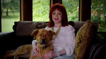 American Humane Association TV Spot, 'Red Star Rescue' Featuring Naomi Judd