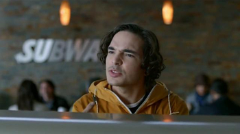 Subway TV Spot, 'Déjà vu' [Spanish] - 1101 commercial airings