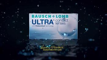Bausch + Lomb Ultra Contact Lenses TV Spot, 'Still Comfortable' - Thumbnail 5