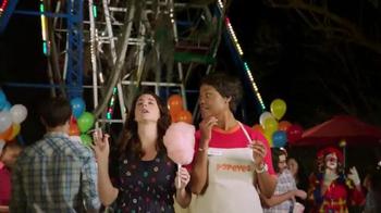 Popeyes Southern Fair Tenders TV Spot, 'Fun Food'