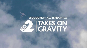 BFGoodrich All-Terrain T/A KO2 TV Spot, 'Takes On Gravity'