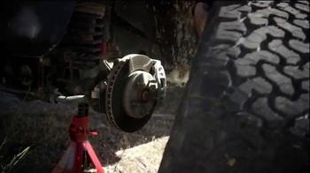 BFGoodrich All-Terrain T/A KO2 TV Spot, 'Takes On Gravity' - Thumbnail 8