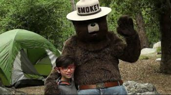 Smoker Bear TV Spot, 'Open Season: Fire Safety Rules' - Thumbnail 1