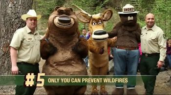 Smoker Bear TV Spot, 'Open Season: Fire Safety Rules' - Thumbnail 8