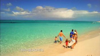 1-800 Beaches TV Spot, 'Most Important, Turks & Caicos' - Thumbnail 1