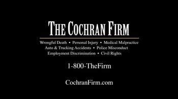 The Cochran Law Firm TV Spot, 'Strive to Be the Best' - Thumbnail 8