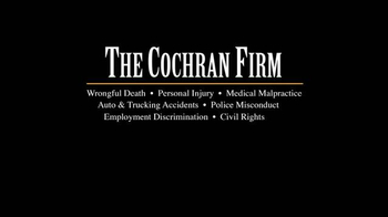 The Cochran Law Firm TV Spot, 'Strive to Be the Best' - Thumbnail 7