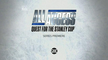 Showtime TV Spot, 'All Access: Quest for the Stanley Cup' - Thumbnail 8