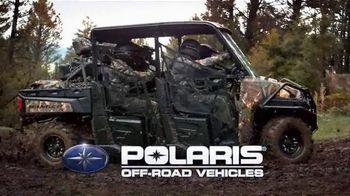 Polaris Ranger TV Spot, 'Match Your Passion'