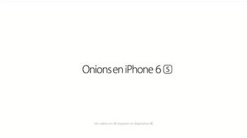 Apple iPhone 6s TV Spot, 'Cebollas' con Neil Patrick Harris [Spanish] - Thumbnail 9