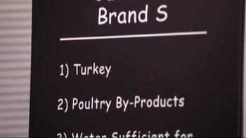 Blue Buffalo Healthy Gourmet TV Spot, 'Blue vs. Friskies' - Thumbnail 5