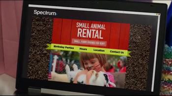 Charter Spectrum TV Spot, 'Pony Party' - Thumbnail 4