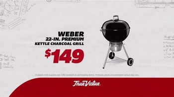True Value Hardware TV Spot, 'Patio Set, Charcoal Grill and Tool Set' - Thumbnail 3
