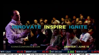 2016 Iconic Conference TV Spot, 'Denver: Shake Up the Industry' - Thumbnail 3