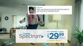 Charter Spectrum TV Spot, 'Competencia: versión Hulk' [Spanish] - Thumbnail 10