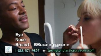 Lexington Plastic Surgeons TV Spot, 'Brazilian Butt Lift' - Thumbnail 3