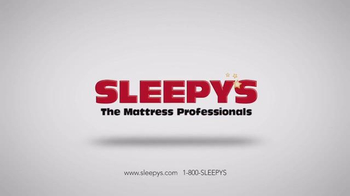 Sleepy's One Day Mattress Sale TV Spot, 'One Size Fits All' - Thumbnail 7