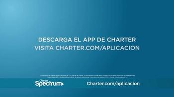Charter Spectrum TV TV Spot, 'Sombrero y aplicación' con El Dasa [Spanish] - Thumbnail 9