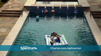 Charter Spectrum TV TV Spot, 'Sombrero y aplicación' con El Dasa [Spanish] - Thumbnail 7