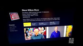 Amazon Fire TV TV Spot, 'Steve Wilkos: Binge' - Thumbnail 4