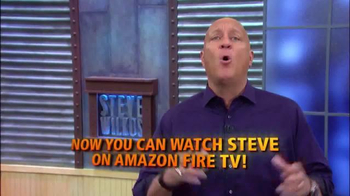 Amazon Fire TV TV Spot, 'Steve Wilkos: Binge' - Thumbnail 6