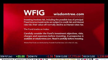 WisdomTree TV Spot, 'WFIG: Fundamental U.S. Corporate Bond ETF' - Thumbnail 5