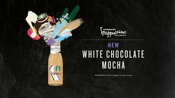 Starbucks White Chocolate Mocha Frappuccino TV Spot, 'Beat the Heat' - Thumbnail 2
