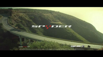 Can-Am Ready to Ride Sales Event TV Spot, 'The Spyder Lane' - Thumbnail 4