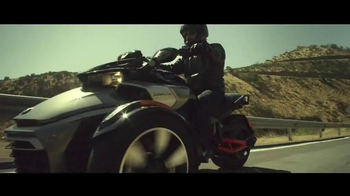 Can-Am Ready to Ride Sales Event TV Spot, 'The Spyder Lane' - Thumbnail 1