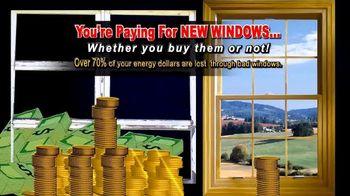 Beldon Home Solutions Custom Windows TV Spot, 'Energy Upgrade'