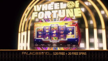 PalaCasino.com TV Spot, 'Online Casino Action' - Thumbnail 3