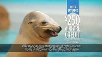 Atlantis TV Spot, 'May Special Offer' - Thumbnail 5