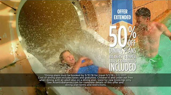 Atlantis TV Spot, 'May Special Offer' - Thumbnail 7